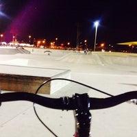 Photo taken at Reed Skatepark by Shaun M. on 1/30/2014