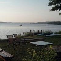 Photo taken at Glenn Lake Cottages by Bob R. on 6/24/2013