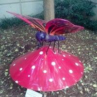 Photo taken at Butterfly Garden by Glenn G. on 10/23/2012