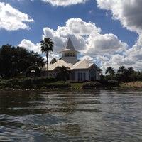 Photo taken at Disney's Wedding Pavilion by Ryan H. on 10/18/2012