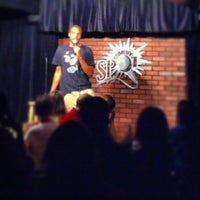 Photo taken at The Comedy Spot Comedy Club by Anyi Malik on 10/28/2012