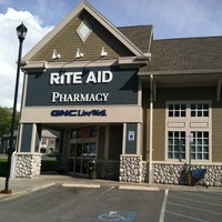 Photo taken at Rite Aid by Christopher M. on 5/9/2013