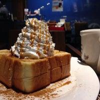 Photo taken at Caffé bene by Anna J. on 12/21/2013
