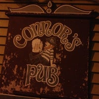 Photo taken at Connor's Pub by Ali B. on 10/20/2012