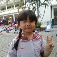 Photo taken at สนามเด็กเล่น โรจนวิิทย์ by ทัชพล ป. on 11/1/2012