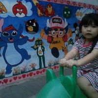 Photo taken at สนามเด็กเล่น โรจนวิิทย์ by ทัชพล ป. on 4/4/2013