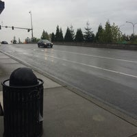 Photo taken at Sound Transit Bus Stop #71335 by Christopher S. on 4/11/2015