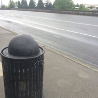 Photo taken at Sound Transit Bus Stop #71335 by Christopher S. on 4/24/2015