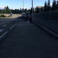 Photo taken at Sound Transit Bus Stop #71335 by Christopher S. on 5/15/2015