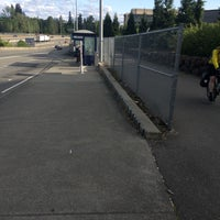 Photo taken at Sound Transit Bus Stop #71335 by Christopher S. on 5/5/2015