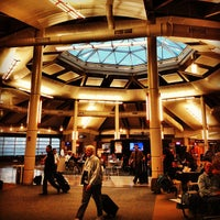 Photo taken at Louis Armstrong New Orleans International Airport (MSY) by Jeff C. on 10/26/2012