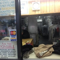 Photo taken at Kingston Cleaners by Becksdiva B. on 2/16/2013