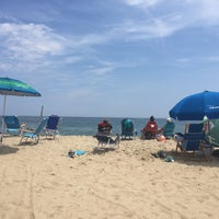 Photo taken at 81st Street Beach by Dee on 7/26/2016