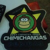 Photo taken at Chimichangas Bar Karaoke by Едуардо Х. on 1/5/2014