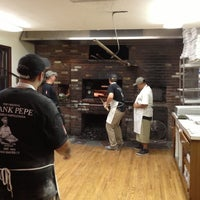 Photo taken at Frank Pepe Pizzeria Napoletana by Wayne F. on 12/8/2012