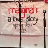 Photo taken at Pollack Auditorium by Lewis C. on 4/21/2013