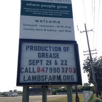 Photo taken at Lambs Farm by Elizabeth R. on 8/27/2013