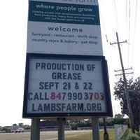 Photo taken at Lambs Farm by Elizabeth R. on 8/27/2013