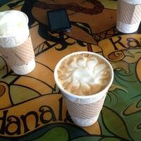 Photo taken at Hanalei Coffee Roasters by Jamie N. on 6/23/2013