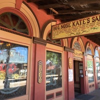 Photo taken at Big Nose Kate's Saloon by Kimberly P. on 10/6/2017