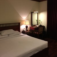 Photo taken at Steung Siemreap Hotel by Kimberly P. on 1/25/2017