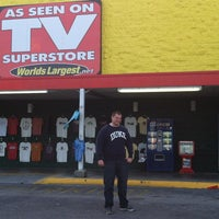 Photo taken at World's Largest As Seen on TV Store by R. J. on 2/9/2013