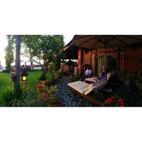 Photo taken at Puri Mas Boutique Resorts & Spa by Rhezza I. on 9/18/2013