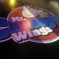 Photo taken at Mr. Chubby's Wings by Amanda A. on 3/16/2013
