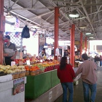 Photo taken at Dallas Farmers Market by Megan L. on 12/8/2012