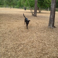 Photo taken at Bear Branch Dog Park by Steph W. on 4/26/2013