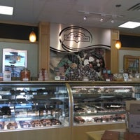 Photo taken at Rocky Mountain Chocolate Factory by Josh Z. on 9/29/2013