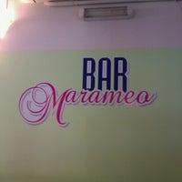 Photo taken at bar Marameo by Daniela D. on 4/1/2013