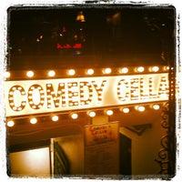 Foto tirada no(a) Comedy Cellar por Nathan P. em 3/14/2013