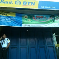 Photo taken at Bank BTN Setiabudi by Shaldy W. on 7/23/2013