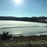 Photo taken at French Lake by John W. on 1/24/2015