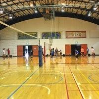 Photo taken at 台北日本人學校/日僑學校 Taipei Japanese School by Toru I. on 4/8/2018