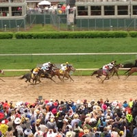 Photo taken at The Kentucky Derby 139 by Nicolas T. on 5/12/2013