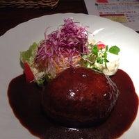 Photo taken at 洋食dining TOM'S惣YA by のうんと on 6/13/2014