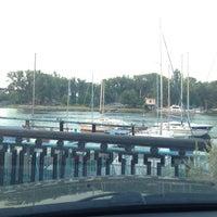 Photo taken at Дніпропетровський міський крейсерський яхт-клуб by kayamuskas on 8/5/2013