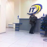 Photo taken at Інтертелеком by kayamuskas on 12/27/2012