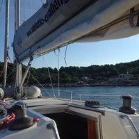 Photo taken at Jezera by kayamuskas on 9/23/2014