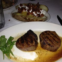 Photo taken at Morton's the Steakhouse by Carmen on 4/25/2013
