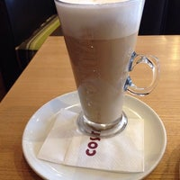 Photo taken at Costa Coffee by Tugba C. on 10/15/2014