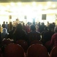 Photo taken at Gümüldür Amfi Tiyatrosu by M'ustafa E'mre Y. on 5/8/2016