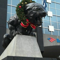 Photo taken at Bank of America Stadium by Rich S. on 12/9/2012