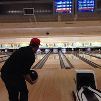 Photo taken at Fireside Lanes by Cee J A. on 3/2/2014