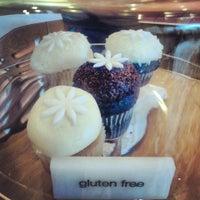 Photo taken at Kara's Cupcakes by Kristen W. on 2/26/2013