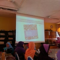 Photo taken at SMK Kem Terendak by Amirah on 10/24/2013