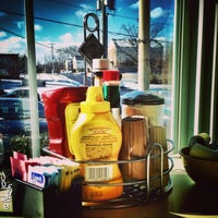 Photo taken at Barnside Diner by sacha J. on 5/27/2013