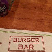 Photo taken at Burger Bar by Frank R. on 1/21/2017